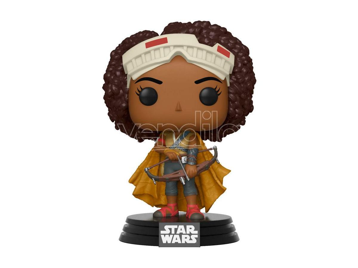 Pop Figura Star Wars Rise Of Skywalker Jannah Funko