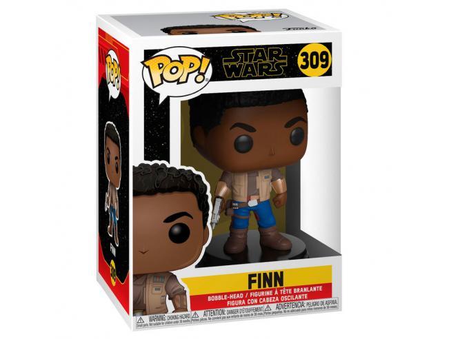 Pop Figura Star Wars Rise Of Skywalker Finn Funko
