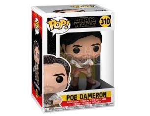 Pop Figura Star Wars Rise Of Skywalker Poe Dameron Funko
