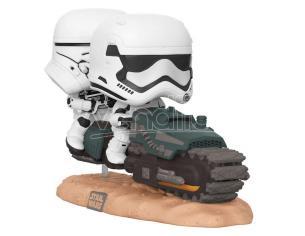 POP figure Star Wars Rise of Skywalker Tread Speeder Funko