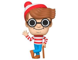 POP figure Books Where is Waldo Waldo Funko