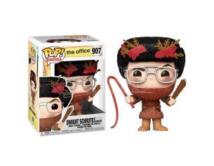 POP figure The Office Dwight as Belsnickel Funko