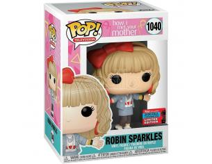 POP figure How I Met Your Mother Robin Sparkles Exclusive Funko