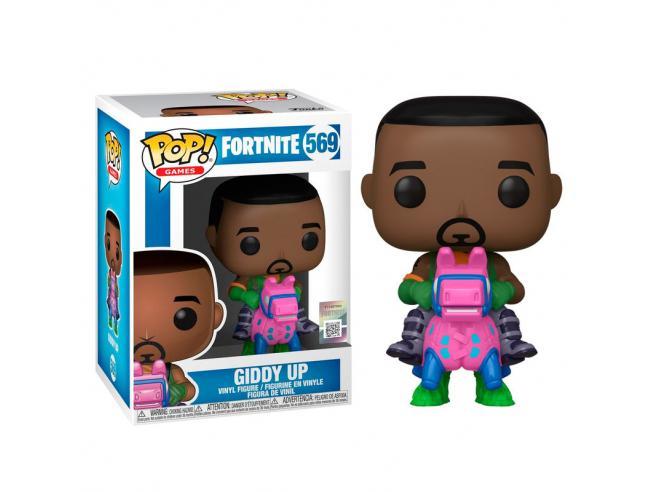 POP figure Fortnite Giddy Up Funko