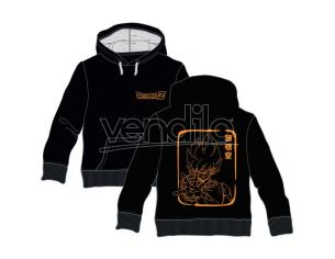 Dragon Ball Z Goku adult hooded sweatshirt Toei Animation