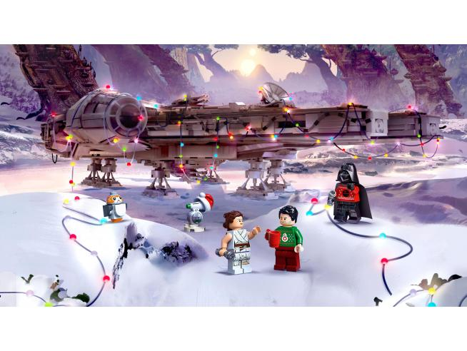 LEGO STAR WARS 75279 - CALENDARIO DELL'AVVENTO 2020
