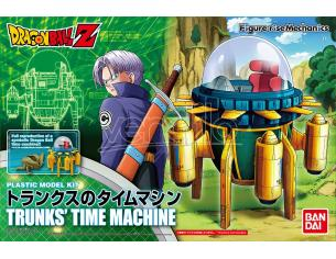 FIGURE RISE TRUNKS TIME MACHINE MODEL KIT BANDAI MODEL KIT