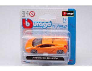 Bburago Bu59004or Lamborghini Gallardo Arancione 1:64 Modellino