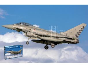 ITALERI IT1355 EF-2000 TYPHOON SINGLE SEATER KIT 1:72 Modellino