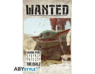 "The Mandalorian - Poster ""baby Yoda Wanted"" (91.5x61)"