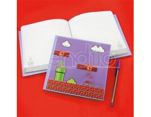 Nintendo - Notebook 3d Super Mario Bros. X1