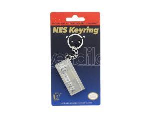 Nintendo - Nes 3d Metal Keyring*