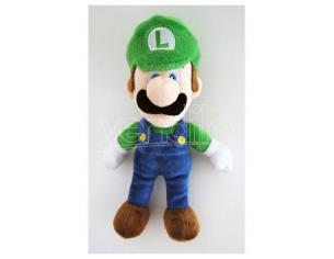 Nintendo - Peluche Luigi Super Mario Bros 25cm