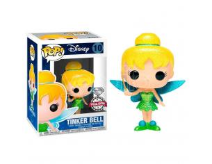 POP figure Disney Tinker Bell Glitter Exclusive Funko