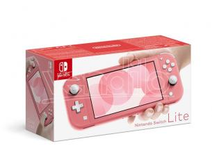 NINTENDO SWITCH LITE CORALLO CONSOLE