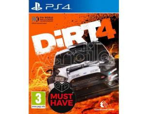 DIRT 4 MUSTHAVE GUIDA/RACING - PLAYSTATION