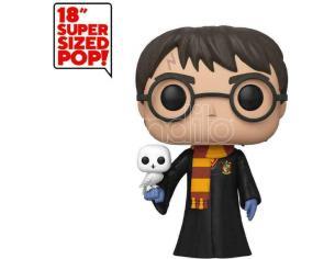 Harry Potter Funko POP Film Vinile Figura Harry Potter con Edvige 45cm