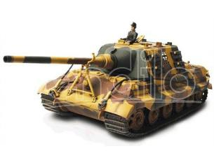 FORCES OF VALOR FOR801024A GERMAN SD.KFZ.186 PANZERJAGER TIGER AUSF.B.HEAVY 1:32 Modellino