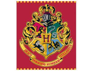 Harry Potter Hogwarts premium coral blanket Warner Bros.
