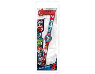 Marvel Avengers digital watch Ke02 Kids Licensing