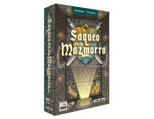 Sacking In The Dungeon Gioco Da Tavolo Sd Games