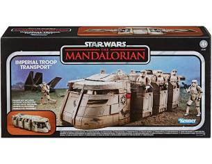Star Wars Mandalorian Veicolo Trasporto delle Truppe Imperiali 9,50cm Collezione