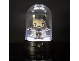 Harry Potter Campana Luminosa con Figura Hagrid 12 cm Paladone