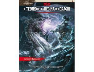 DUNGEONS&DRAGONS 5ED.-TES. REGINA DRAGHI GIOCHI DA TAVOLO - TAVOLO/SOCIETA'