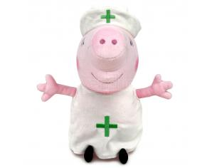 Peppa Pig Nurse Peluche 27cm Play By Play