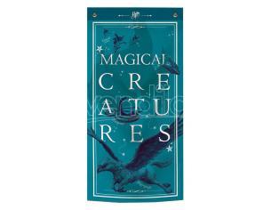 Harry Potter Magical Creatures wall banner Blue Sky Studios