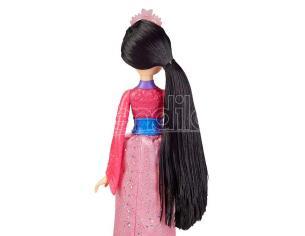 Disney Royal Shimmer Mulan doll Hasbro