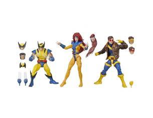 Marvel X-Men Marvel Legends pack figures Hasbro