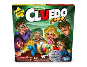Cluedo Junior Spagnolo Game Hasbro