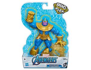Marvel Avengers Thanos Bend and Flex figure 15cm Hasbro