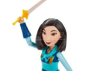 Disney Mulan Warrior Moves Mulan doll Hasbro