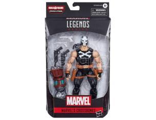 Marvel Black Widow Marvek Crossbones Legends figure 15cm Hasbro