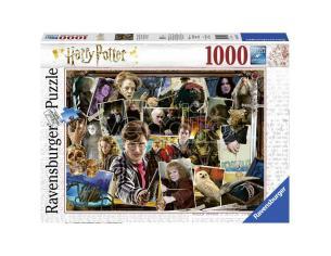 Harry Potter Harry Potter vs Voldemort puzzle 1000pcs Ravensburger