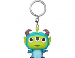 Pocket POP keychain Disney Pixar Alien Remix Sulley Funko