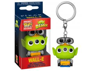 Pocket POP keychain Disney Pixar Alien Remix Wall-E Funko