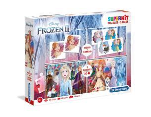 Disney Frozen 2 SuperKit Clementoni
