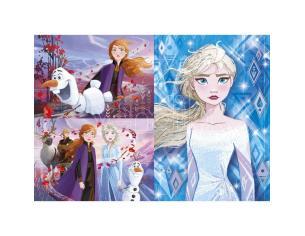 Disney Frozen 2 Maxi puzzle 3x48pcs Clementoni