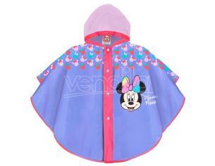 Disney Minnie EVA raincoat Perletti