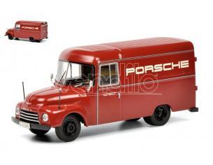 SCHUCO SH0179 OPEL BLITZ 1,75 t PORSCHE 1:18 Modellino