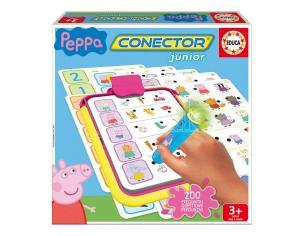 Juego Peppa Pig Conector Junior Educa Borras