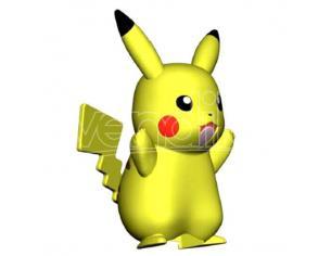 Pokemon Pikachu Led Touch Sensor Lampada Teknofun