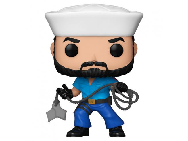 Pop Figura Gi Joe Shipwreck Funko