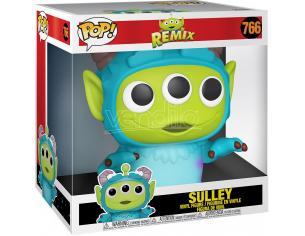 Disney Pixar Remix Funko Pop Animazione Vinile Figura Sully Versione Alieno 25cm