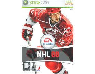 NHL 08 SPORTIVO - OLD GEN
