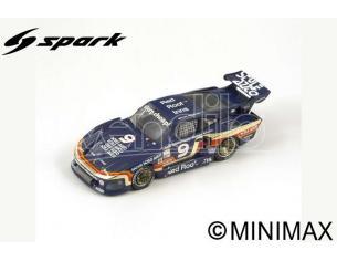 SPARK MODEL S43DA81 PORSCHE 935 K3/80 N.9 WINNER DAYTONA 1981 GARR.-RAHAL-REDMAN 1:43 REPROD Modellino