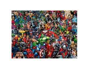 Marvel High Quality puzzle 1000pzs Clementoni